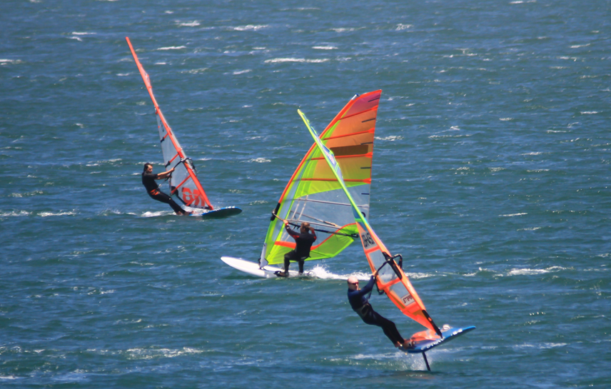 Windsurf Course Racing - 5/3/2019 - St  Francis Yacht Club