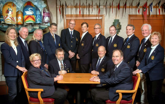 2020 Cabrillo Beach Yacht Club Board of Directors
