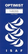 Sample ISAF Plaque